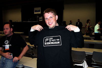 PhotoMatt at BlogWorld